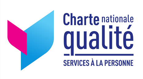 Le Coup de Pouce à domicile à la charte nationale de qualité services à la personne